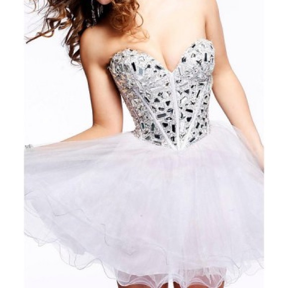 36aad87e58f1 Sherri Hill Dresses | Short Prom Dress 2012 Collection 1403 | Poshmark